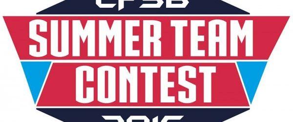Summer Team Contest 2016