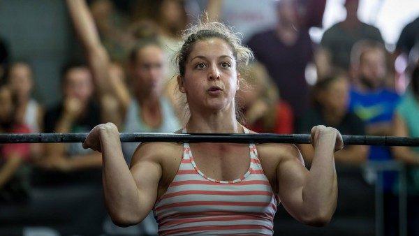 Lucie Berland Belgian Throwdown