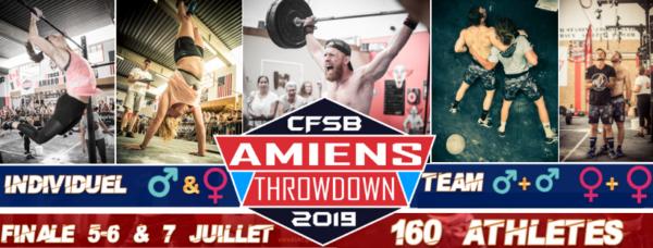 Présentation Amiens Throwdown 2019